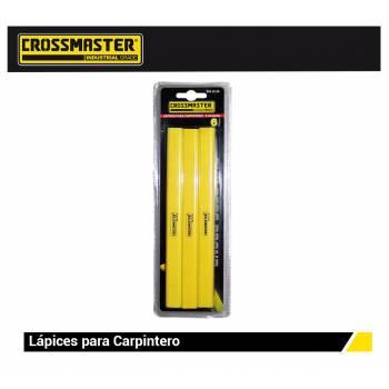 LAPIZ CARPINTERO CROSSMASTER