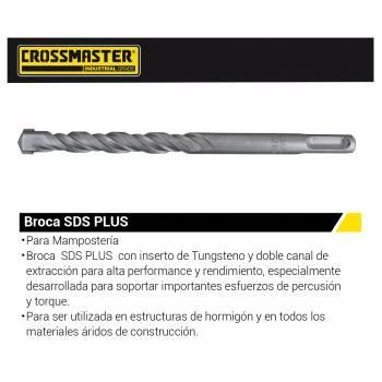 BROCAS SDS PLUS 22 X 260 mm...