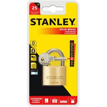 Candado Stanley/B & D de 25 mm