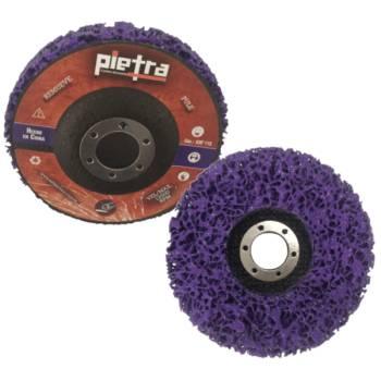Disco de fibra 115mm Pietra