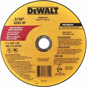Disc.cte.DW8065AR Premium...
