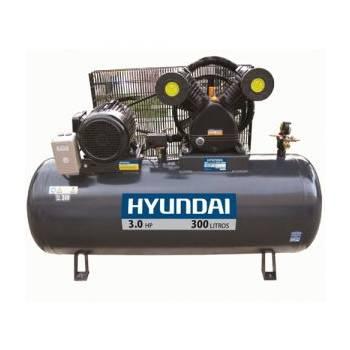 COMPRESOR HYUNDAI 300 lts 3 HP