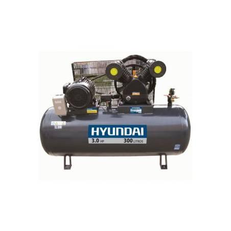 COMPRESOR HYUNDAI MOFASICO 300 lts 3 HP