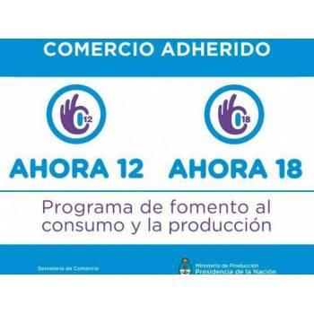 PROGRAMA HAORA 12 y AHORA 18